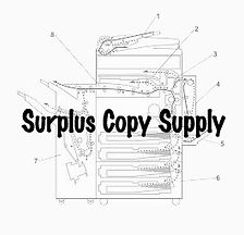 Surplus Copy Supply Logo