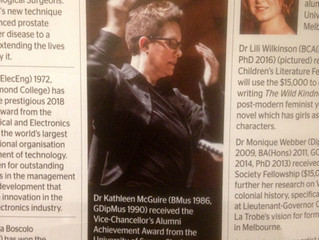 3010:Melbourne University Magazine