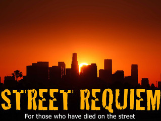 Street Requiem - California Premieres Aug 29 & 30