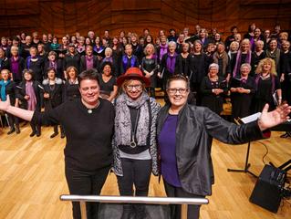 Australian Women's Weekly article