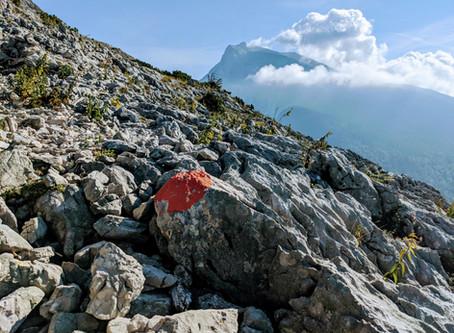 Hiking Tour - A Secret Trail from Scharnitz