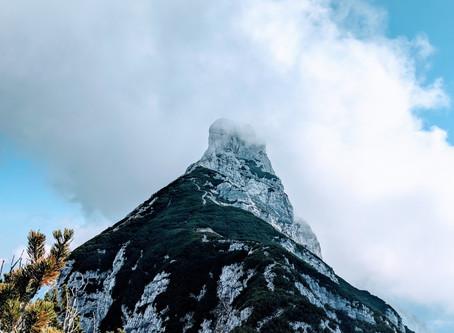 Arnplattenspitze - A Gem Between Wetterstein and Karwendel