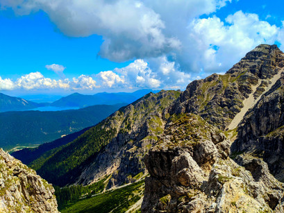 Hiking Tour - Schöttelkarspitze a Bavarian Highlight