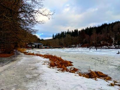 Wandern von Deisenhofen nach Schäftlarn