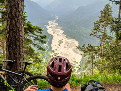 The Transalpine Adventure Part 1 - Mountain Biking from Lenggries to Passo Stelvio