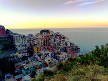 One Day in: La Spezia -  Hiking Through Three Villages Of Cinque Terre