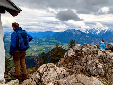 Der Brünnstein - Ein Einsteigerfreundlicher Klettersteig