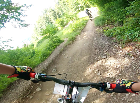 My First Time (In a Bike Park)