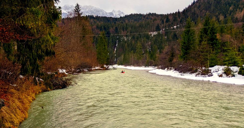 Loisach On Ice