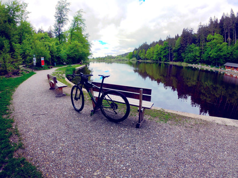 Mountain / Gravel Bike Tour - Munich to Mangfall Valley and Back
