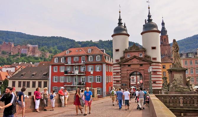 Heidelberg - fuja dos brasileiros no maior estilo alemão!