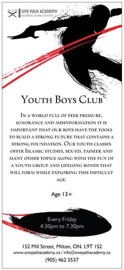 Youth Boys Club