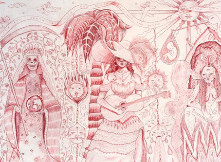 """""""Las Que Saben"""" by Alexi Marshall"""