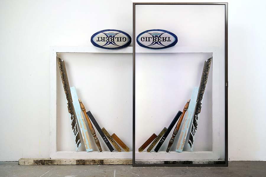 Shinuk Suh artwork - Daniel Benjamin Gallery