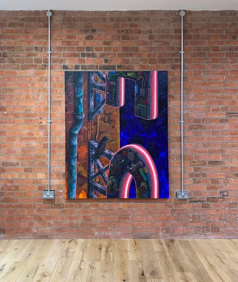 Pareidolia - Space Station Gallery & Dan