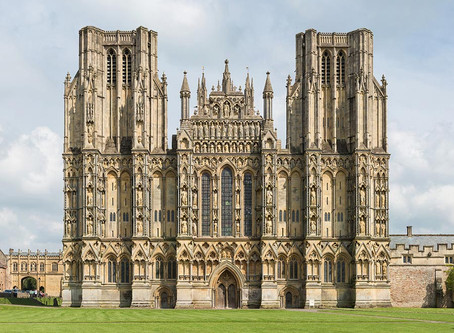 Jemma Appleby at Wells Cathedral