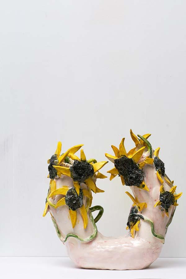 The Sunflower Vase
