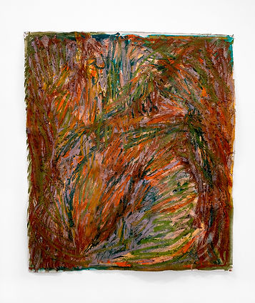 sasha-ferre-artist-Gone-wild,-2020,-oil,