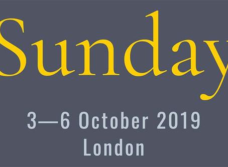 Sunday Art Fair 2019