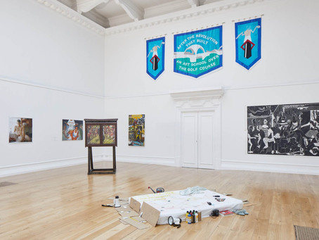 Bloomberg New Contemporaries at the South London Gallery