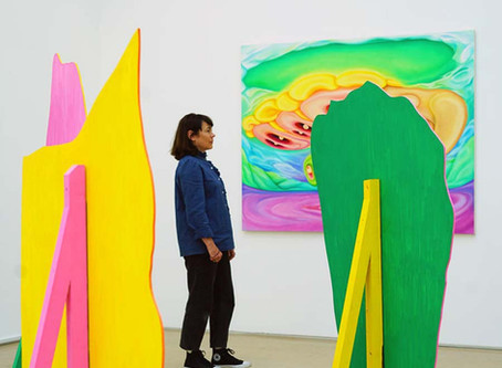 Bloomberg New Contemporaries at the Leeds Art Gallery