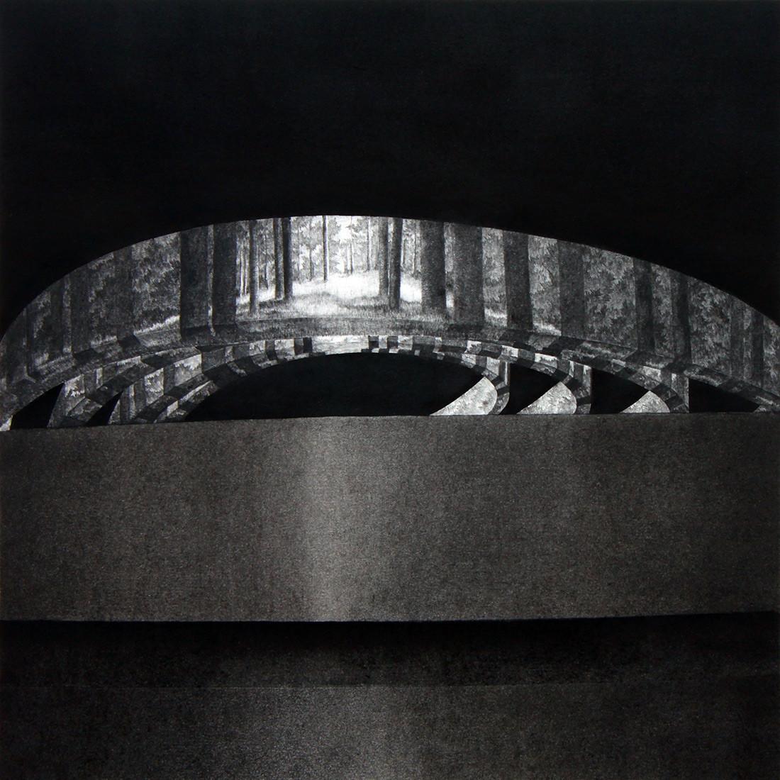 Holon-#8--30x30-cm-drawing---50x50-cm-fr