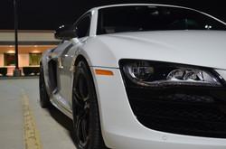 Audi R8 - Houston