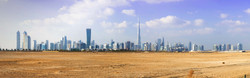 Vertical Panorama Dubai 2014