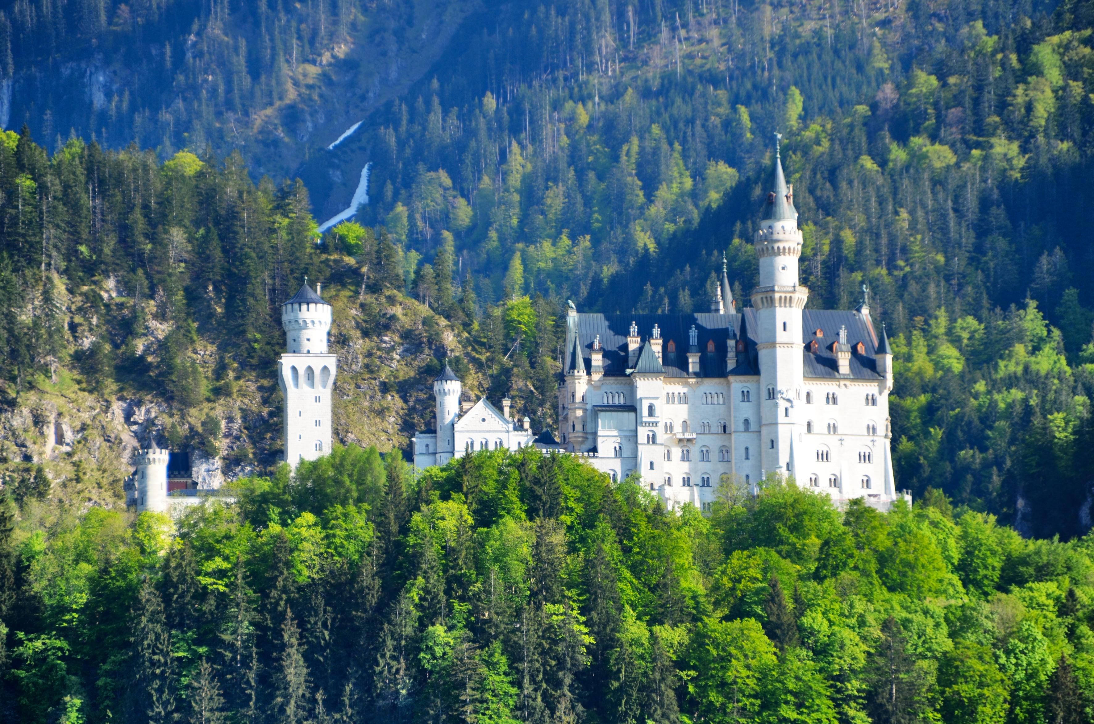 Cinderella's Castle 2013 Munich