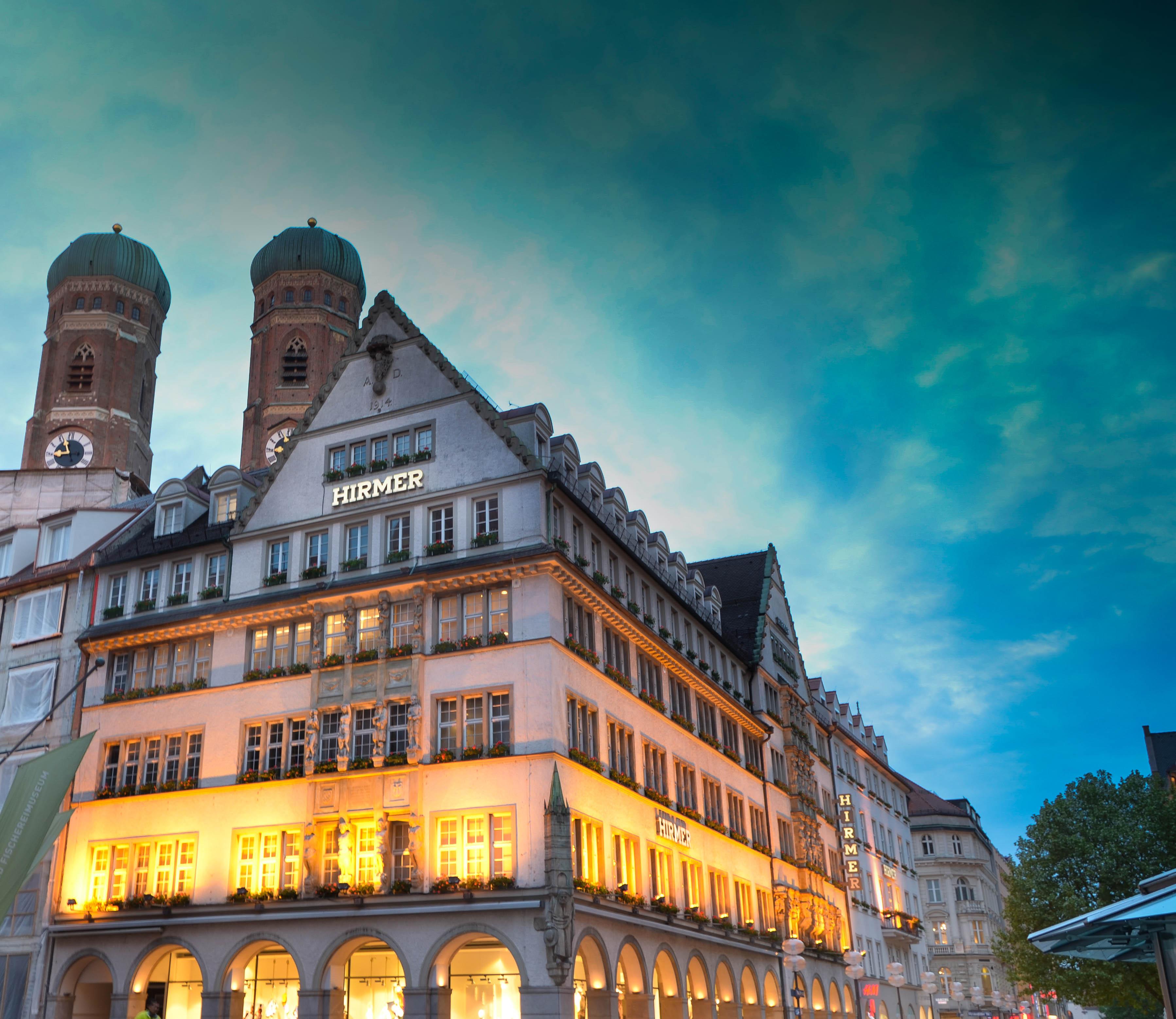Hirmer Building 2013 Munich