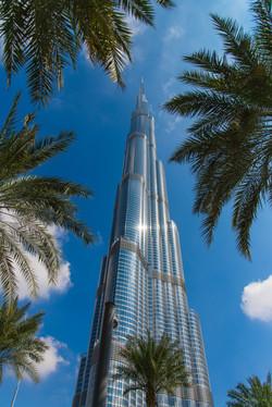 Burj Khalifa 2014 Dubai