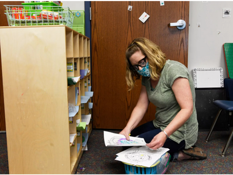 Indiana Mandates Masks at School for Most Students and Teachers