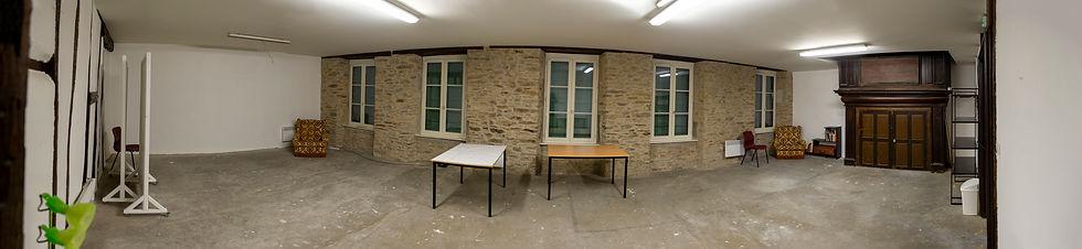 Grande salle modulable