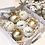 "Thumbnail: Round Glass Ornament (3"")"