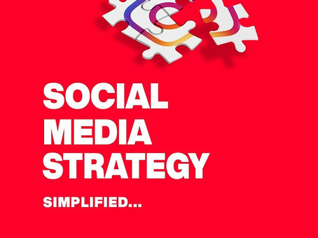 Social Media Strategy, simplified.