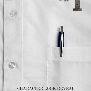 Character look reveal poster by BASH SDM