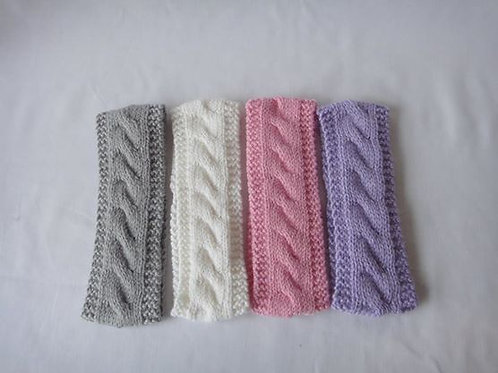 Head Band - Cabled