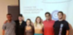 Patrick Lowery, Deanna MacCormac, Lisa Dunleavy, Asher Lipsitz, Ben Director