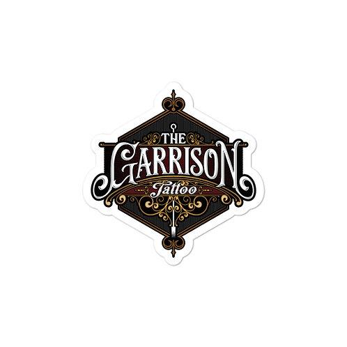The Garrison Vintage Sticker