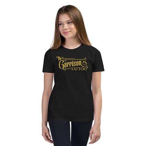 The Garrison Tattoo Youth Short Sleeve T-Shirt