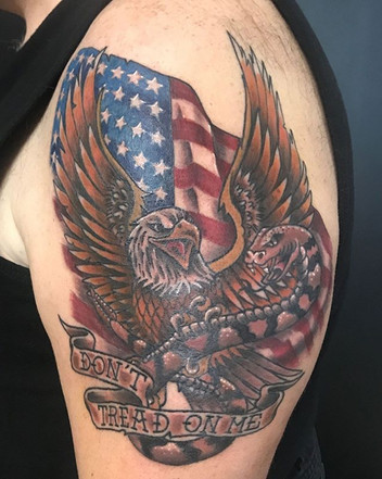 Making America tattoos great again with