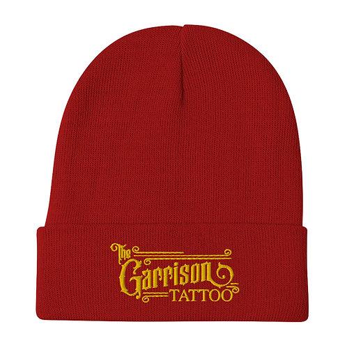 The Garrison Tattoo Embroidered Beanie