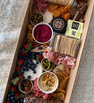 Large Grazing box