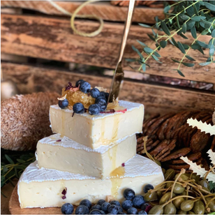 Brie Stack