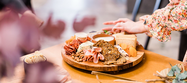 how to make your own grazing board