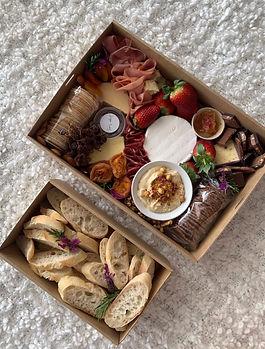Medium Cheese Grazing box