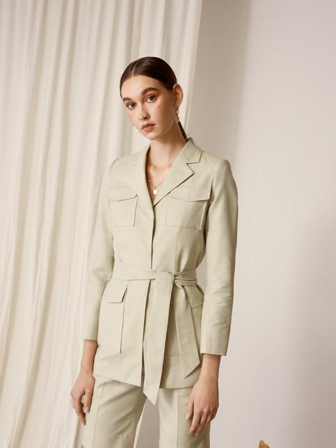 Ava Jacket - Ava Shorts