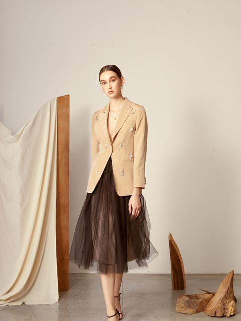 Jewel Jacket - Jewel Skirt