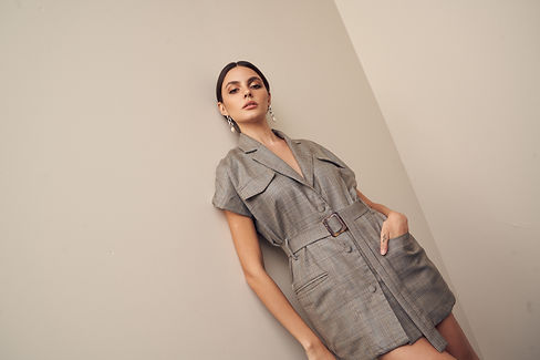 Capas dress