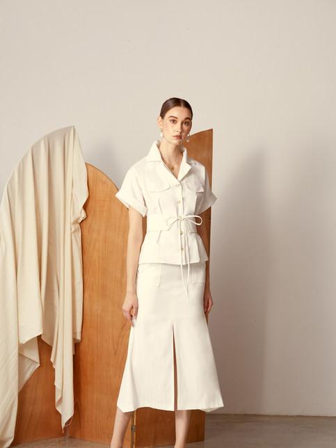 Emma Shirt - Emma Skirt